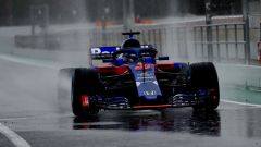 Test F1 2018 Barcellona Day 3, Brendon Hartley