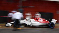 Test F1 2018 Barcellona Day 3, Marcus Ericsson