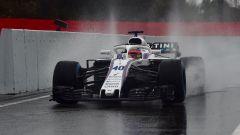 Test F1 2018 Barcellona Day 3, Robert Kubica