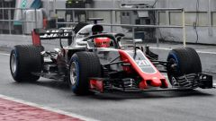 Test F1 2018 Barcellona Day 4, Kevin Magnussen