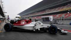Test F1 2018 Barcellona Day 4, Marcus Ericsson