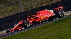 Test F1 2018 Barcellona, Ferrari SF71H