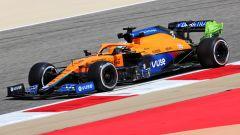 Test F1 2021: Daniel Ricciardo (McLaren)