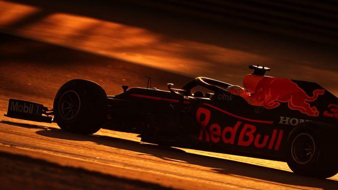 Test F1 2021: Max Verstappen (Red Bull)