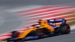 Test F1 2019 Barcellona-2, Day-2: Sainz da record, Vettel a muro