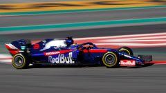 Test F1 Barcellona-2 - Day 1, Alexander Albon (Toro Rosso)