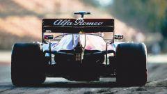 Test F1 Barcellona-2, day 1: Antonio Giovinazzi (Alfa Romeo)