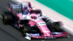 Test F1 Barcellona-2 - Day 1, Lance Stroll (Racing Point)