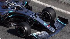 Test F1 Barcellona-2 - Day 1, Valtteri Bottas (Mercedes)