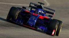 Test F1 Barcellona-2, day 3: Alexander Albon (Toro Rosso)