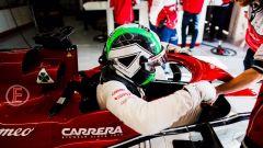 Test F1 Barcellona-2, day 3: Antonio Giovinazzi (Alfa Romeo)
