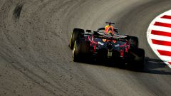 Test F1 Barcellona-2, day 3: Pierre Gasly (Red Bull)