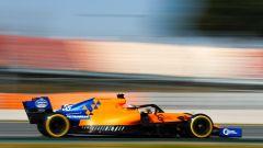 Test F1 Barcellona-2, day 4: Carlos Sainz (McLaren)