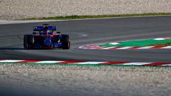 Test F1 Barcellona-2, day 4: Daniil Kvyat (Toro Rosso)