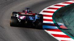 Test F1 Barcellona-2, day 4: Kimi Raikkonen (Alfa Romeo)