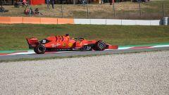 Test F1 Barcellona-2, day 4: Sebastian Vettel (Ferrari)