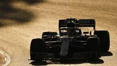 Test F1 Barcellona-2, Hamilton completa 102 giri