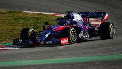 Test F1 Barcellona 2019, Alex Albon (Toro Rosso)