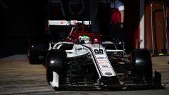 Test F1 Barcellona 2019, Antonio Giovinazzi (Alfa Romeo)