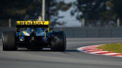 Test F1 Barcellona 2019, Daniel Ricciardo (Renault)
