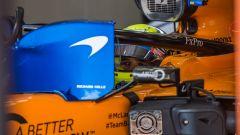 Test F1 Barcellona 2019, Lando Norris (McLaren)