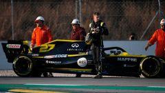 Test F1 Barcellona 2019, Nico Hulkenberg (Renault)