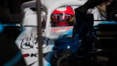 Test F1 Barcellona 2019, Robert Kubica (Williams)