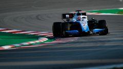 Test F1 2019, disastro Williams: oggi il filming day per la FW42