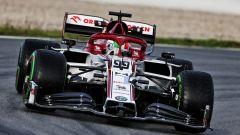 Test F1 Barcellona 2020, Antonio Giovinazzi (Alfa Romeo Racing)