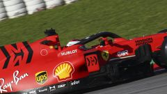 Test F1 Barcellona 2020, Charles Leclerc (Ferrari) photo: Alessio De Marco | Avens-Images.com