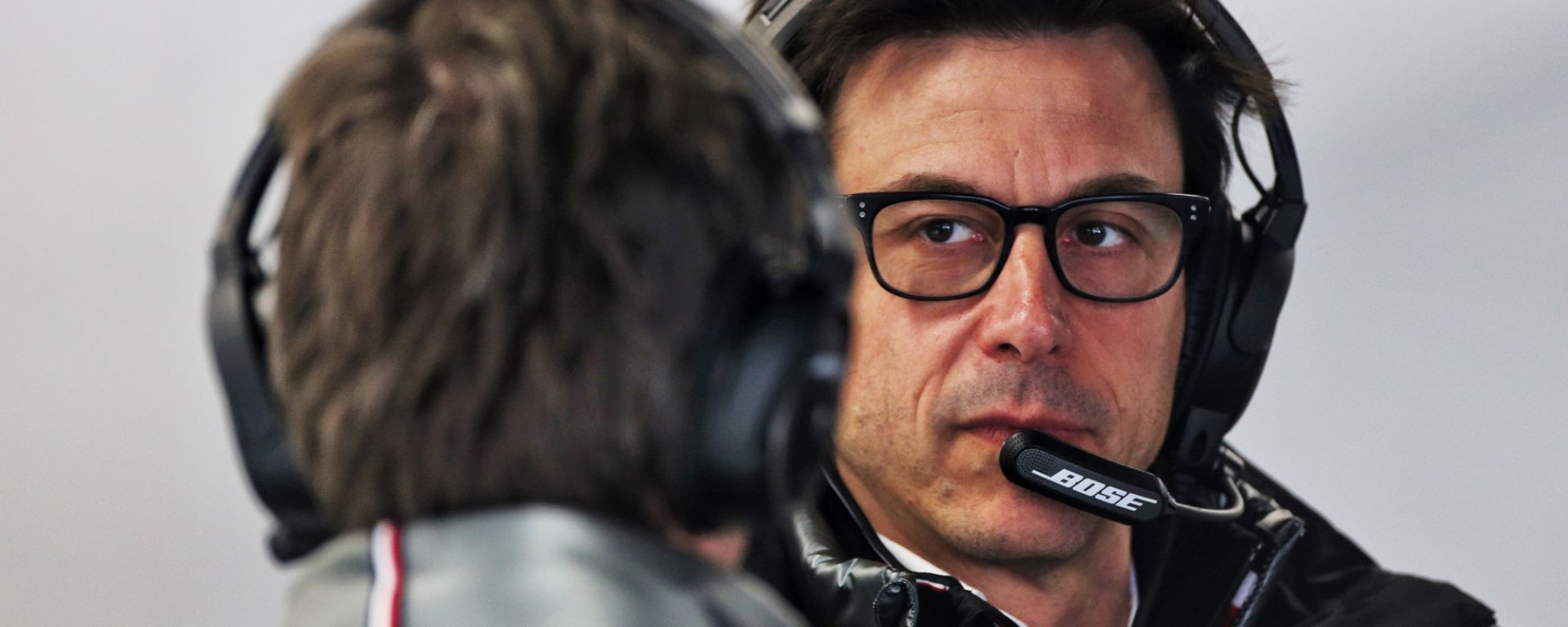 Test F1 Barcellona 2020, Toto Wolff (Mercedes)