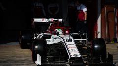 Test F1 Barcellona, Antonio Giovinazzi (Alfa Romeo)