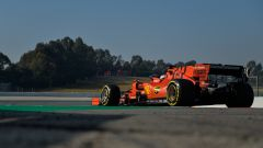 Test F1 Barcellona, Charles Leclerc (Ferrari)