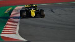 Test F1 Barcellona, Daniel Ricciardo (Renault)