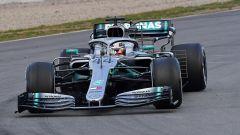 Test F1 Barcellona, day-2. Leclerc imita Vettel, Giovinazzi 3° - Immagine: 2