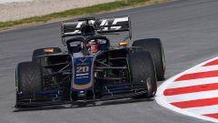 Test F1 Barcellona, day-2. Leclerc imita Vettel, Giovinazzi 3° - Immagine: 4