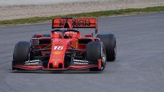 Test F1 Barcellona, day-2. Leclerc imita Vettel, Giovinazzi 3° - Immagine: 1