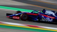 Test F1 Barcellona, day-2. Leclerc imita Vettel, Giovinazzi 3° - Immagine: 6
