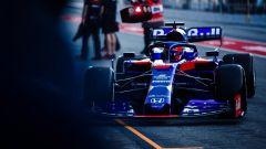 Test F1 Barcellona, day-1. Vettel davanti a tutti nella mattinata - Immagine: 2