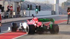 Test F1 Barcellona, day-1. Vettel davanti a tutti nella mattinata - Immagine: 3