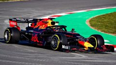 Test F1 Barcellona, day-1. Vettel davanti a tutti nella mattinata - Immagine: 5