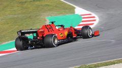 Test F1 Barcellona, day-1. Vettel davanti a tutti nella mattinata - Immagine: 1