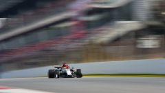 Test F1 Barcellona, day-2. Ferrari chiude al top con Leclerc - Immagine: 4
