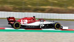 Test F1 Barcellona, day-2. Ferrari chiude al top con Leclerc - Immagine: 6