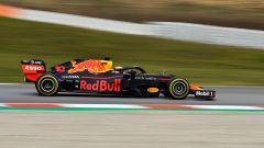 Test F1 Barcellona, day-2. Ferrari chiude al top con Leclerc - Immagine: 10