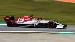 Test F1 Barcellona, day-2. Ferrari chiude al top con Leclerc - Immagine: 11