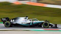 Test F1 Barcellona, day-2. Ferrari chiude al top con Leclerc - Immagine: 12