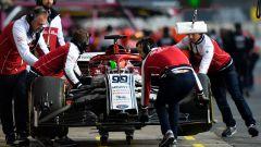 Test F1 Barcellona, day-2. Ferrari chiude al top con Leclerc - Immagine: 18