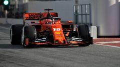 Test F1 Barcellona, day-2. Ferrari chiude al top con Leclerc - Immagine: 19