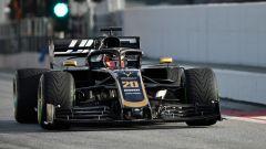 Test F1 Barcellona, day-2. Ferrari chiude al top con Leclerc - Immagine: 26